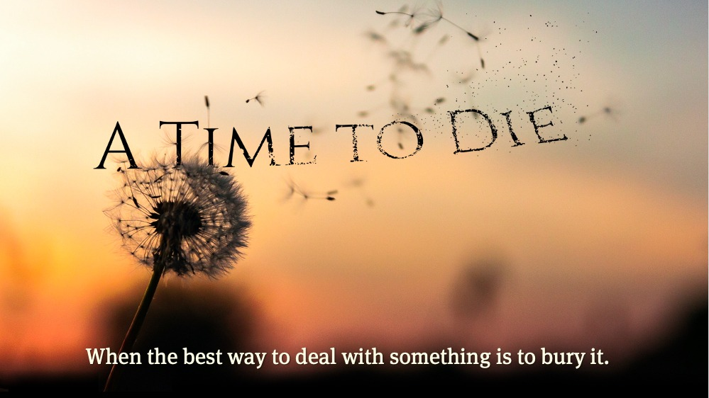 A Time to Die Lent Series 16x9