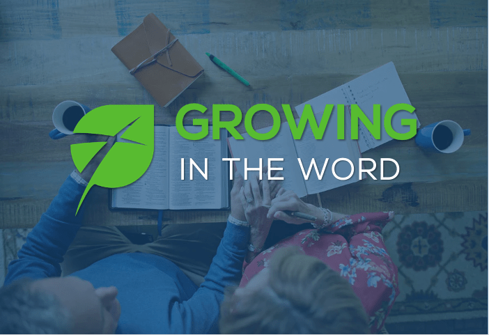 Growing in the Word web